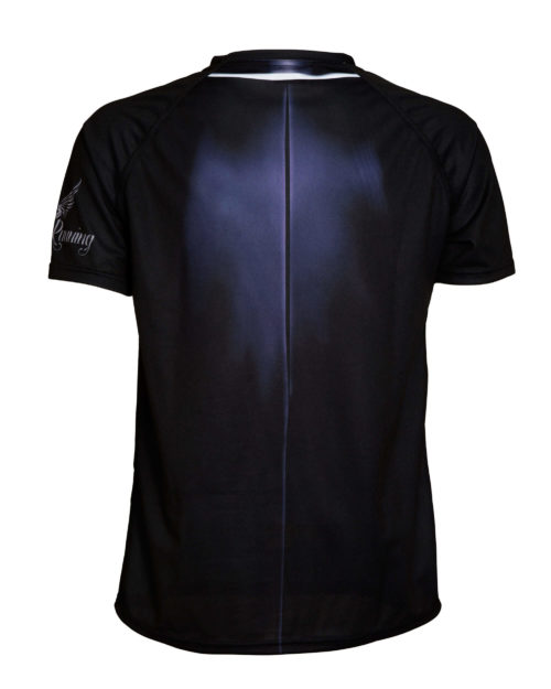 Fancy Running - Tuxedo Running Shirt - Mens