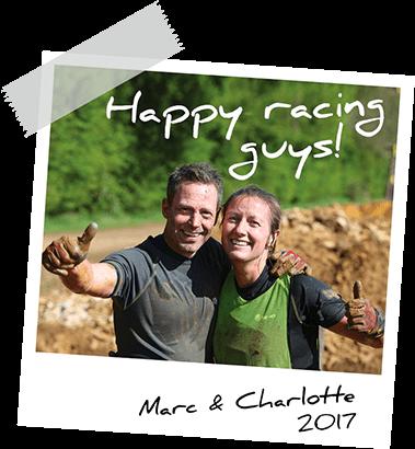 Fancy Running Team Mud