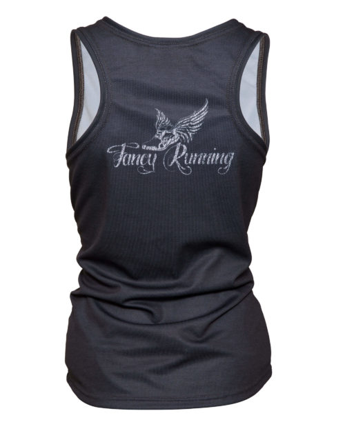 Fancy Running - Vintage Band T Running Vest - Womens