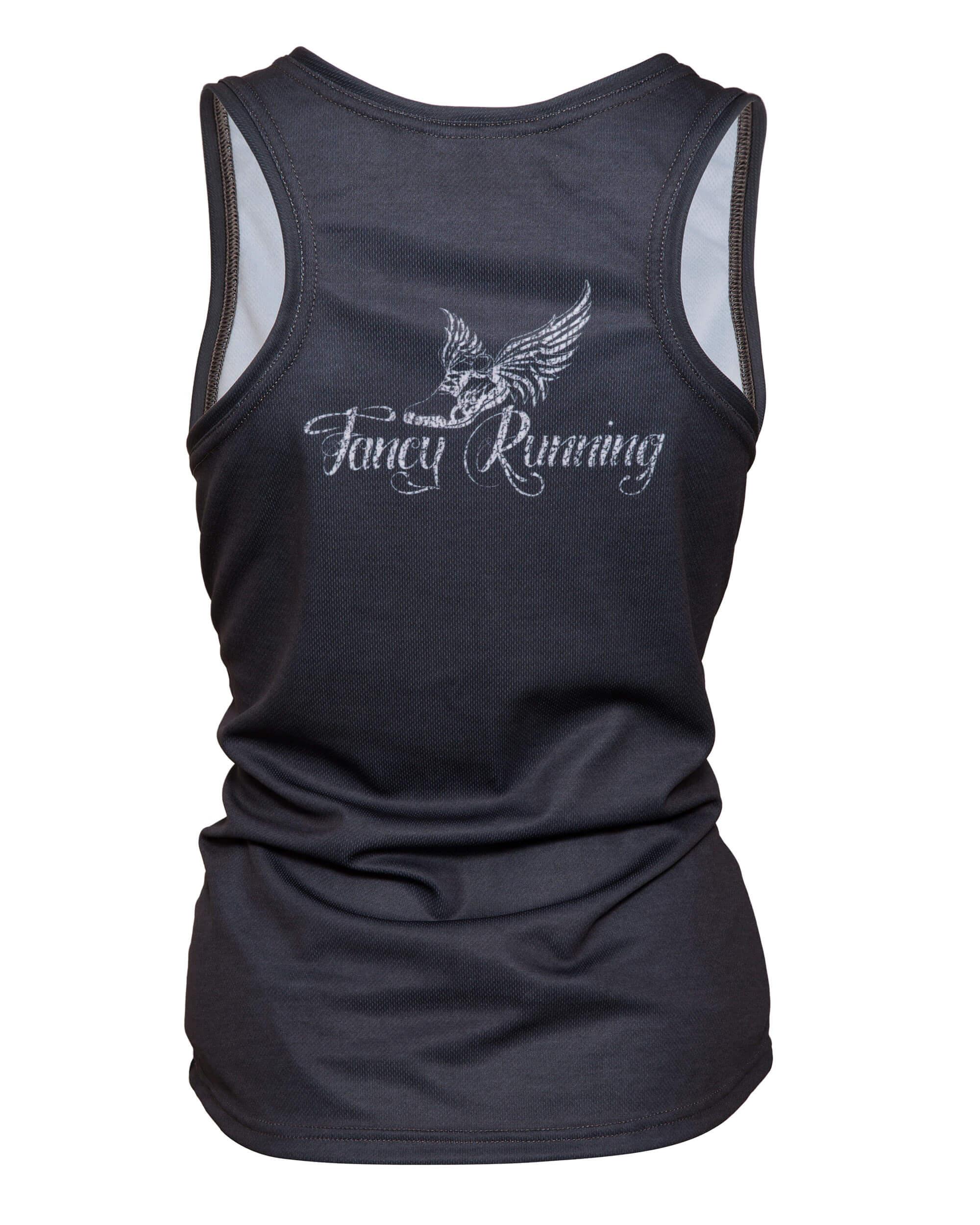 bbb3a2b48f35 ... Fancy Running - Vintage Band T Running Vest - Womens