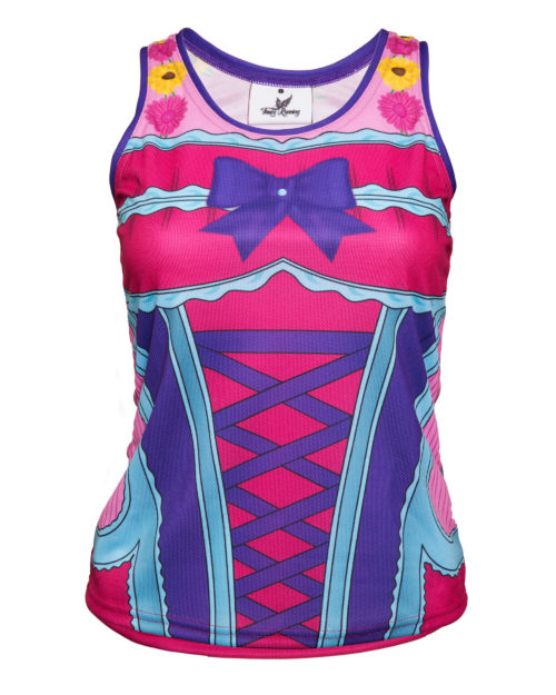 Fancy Running - Fairy Bodice Running Vest - Womens