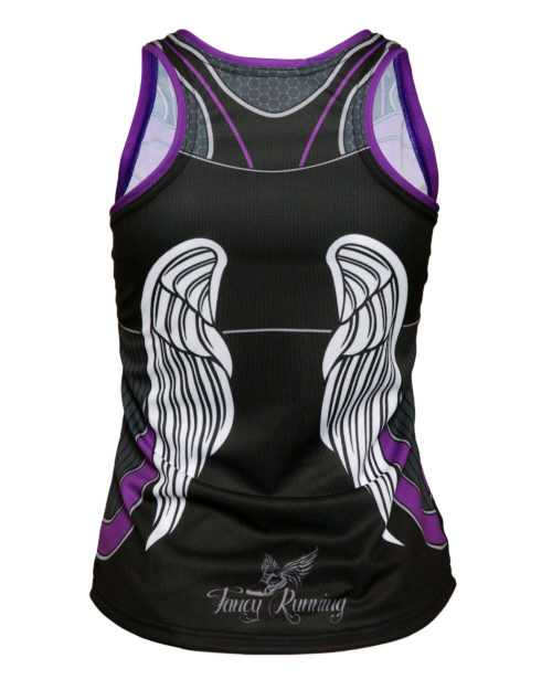 Fancy Running - Goth Bodice Running Vest - Womens