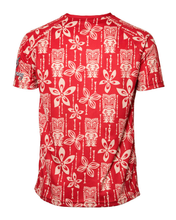 Fancy Running - Mens Hawaiian Running Shirt