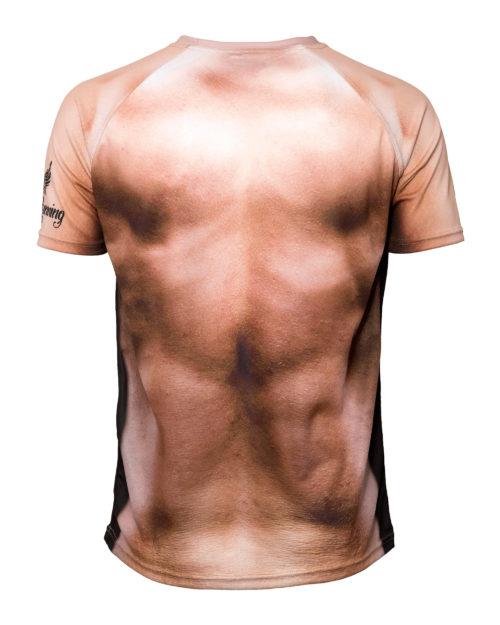 Fancy Running - Mens Muscles Running Shirt
