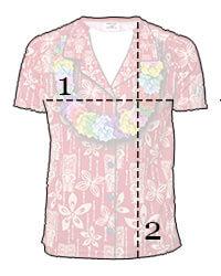 Hawaiian Running Shirt