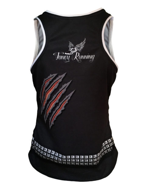 Fancy Running - Beast Mode Running Vest - Back