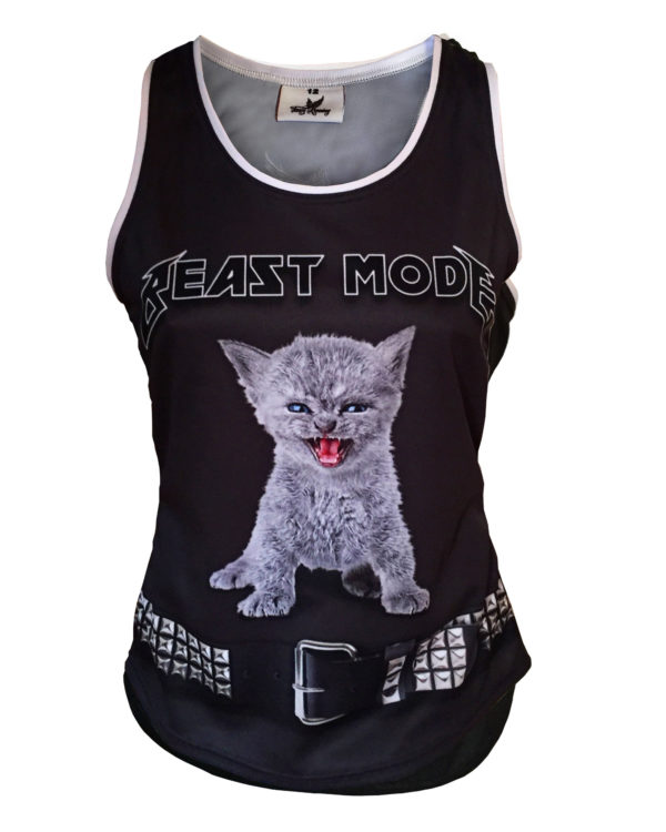 Fancy Running - Beast Mode Running Vest - Front