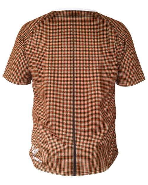 Fancy Running - Country Gent Running Shirt - Back