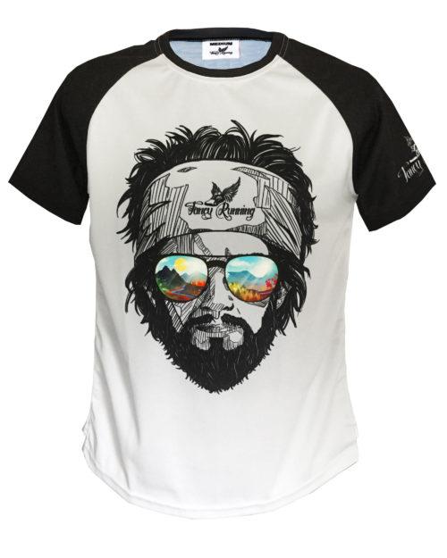 Fancy Running - Trail Life Running Shirt - Front