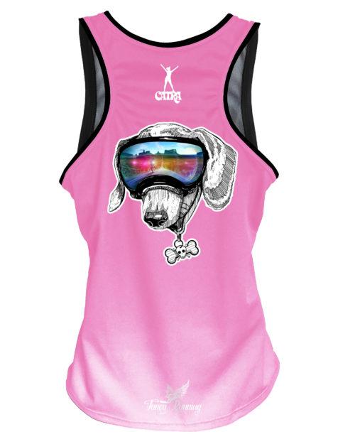 Fancy Running - Catra - Trail Buddies Running Vest - Back