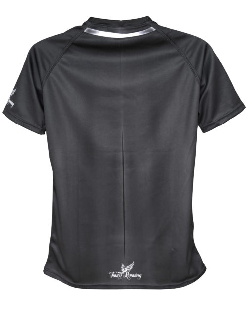 Skool Daze - Fancy Running - School Uniform Running Shirt - Back
