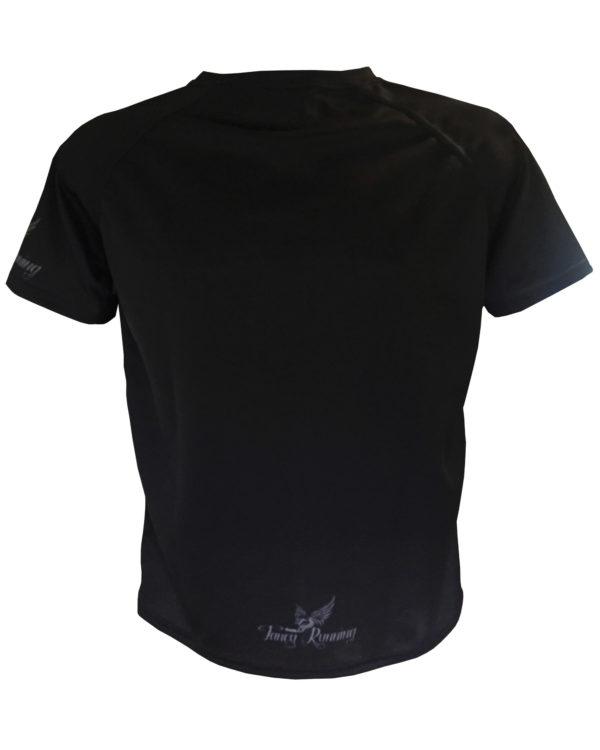 Fancy Running - Kids Black Panther Running Shirt