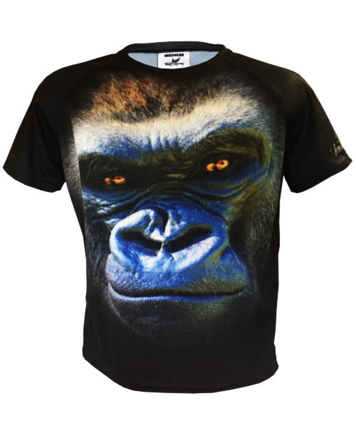 Fancy Running - Kids Gorilla Running Shirt