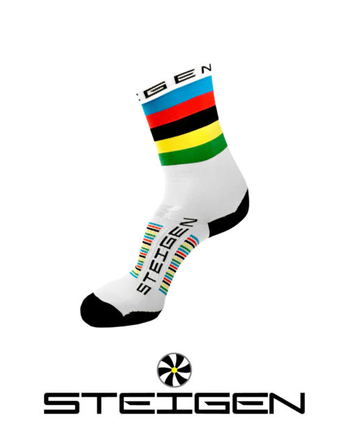 Steigen World Champion Running Socks 3/4 Length